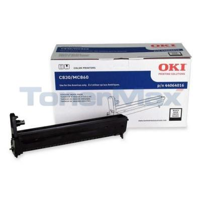 OKIDATA MC860 IMAGE DRUM BLACK